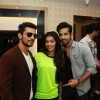 Arjun Bijlani and Debina Bonnerje at the The Launch Soiree of Johri by Amaze Jewels