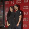 Arjun Bijlani at Launch of Capital Social