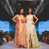 Nusrat Bharucha walks the Ramp at Indian International Style Week