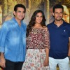 Richa Chadda, Omung Kumar and Randeep Hooda at Song Launch of Sarabjit