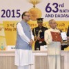 Celebs Honoured with the Prestigious 'National Award'