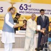 Manoj Kumar Honoured with the Prestigious 'National Award'
