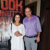 Actor Divya Dutta and Ram Mirchandani at Special Screening Of 'Traffic'