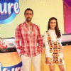 Parineeti Chopra & Kunal Kapoor at 'Kurkure' Promotions