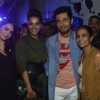 Randeep Hooda poses with Suchitra Pillai and Manasi Scott at G-Star Elwood 20th Anniversary Event