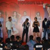 Cast of 'Housefull 3' with Singer Mika Singh at Launch of Song 'Taang Uthake'