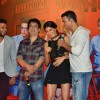 Riteish Deshmukh, Sajid Nadiadwala, Jacqueline Fernandes & Akshay at Song Launch of 'Housefull 3'