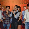 Riteish Deshmukh, Sajid Nadiadwala, Mika Singh & Akshay Kumar at Song Launch of 'Housefull 3'