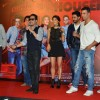 Cast of 'Housefull 3' at launch of 'Taang Uthake' song of 'Housefull 3'
