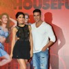 Jacqueline Fernandes and Akshay Kumar at Song Launch of 'Housefull 3'