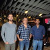 Prakash Jha and Vicky Kaushal at Special Screening of 'Dear Dad'
