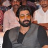 Rana Daggubati at a Music Launch