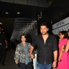 Aftab Shivdasani with wife Nin Dusanj Snapped Post Dinner Party