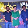 Sachin Joshi, Zarine Khan and Ram Gopal Varma at Song Launch of Veerappan 'Khallas'