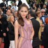 Araya Hargate at Chopard- Festival De Cannes