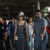 Spotted at Airport: The Queen, Kangana Ranaut!