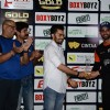 Sushant Singh and Jay Bhanushali at Play Gold Cricket Charity Match For A Cause
