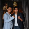 Randeep Hooda and Vijendra Singh at Success Party of 'Sarabjit'