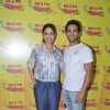 Yami Gautam & Pulkit Samrat at Radio Mirchi Studio