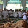 Actor Razak Khan's Funeral
