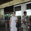 Virat Kohli Drops Anushka Sharma at Airport !