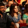 Javed Jaffrey and Dia Mirza at World Enviroment Day Organised by Bhamla Foundation