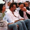 Sanjay Dutt and Priya Dutt at World Enviroment Day Organised by Bhamla Foundation