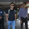 Airport Spotting: Captain Cool Mahendra Singh Dhoni