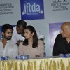 Shahid Kapoor, Alia Bhatt and Mahesh Bhatt at Press Meet of IFTDA for Udta Punjab Controversy!