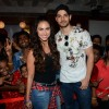 Sooraj Pancholi joins Lauren Gottlieb's 'Leap for Hunger' charity event on her 28th Birthday!