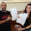 Vishal Dadlani at Lauren Gottlieb's 'Leap for Hunger' charity event on her 28th Birthday!