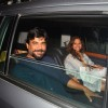 R Madhavan with wife at Shilpa Shetty's Birthday Bash!