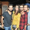 Kishwer Merchantt, Suyyash Rai, Ashish Sharmaa at Sana Khan's Birthday Bash!