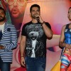 Riteish Deshmukh, Aftab Shivdasani and Urvashi Rautela at Trailer Launch of 'Great Grand Masti'