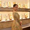 Aditi Rao Hyadri at PC Chandra Jewellers Store