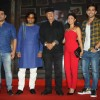 Arbaaz Khan, Ashutosh Rana, Prem Chopra, Manjari Fadnis at Launch of film 'Jeena Isi Ka Naam Hai'