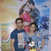 Pulkit Samrat and Yami Gautam at Press Meet of film 'Junooniyat'