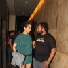 Kangana Ranaut with Anurag Kashyap at Special Screening of 'Raman Raghav 2.0'