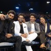 Allu Arjun and Rana Daggubati at SIIMA Awards 2016