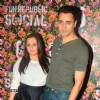 Imran Khan snapped with Avantika at '[SOCIAL]'