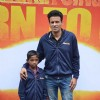 Promotions: Launch of Anthem of film Budhia Singh - Born To Run