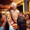 'Dulha' Vivek Dahiya snapped during his Wedding Ceremony!