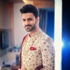 Vivek Dahiya poses at his Wedding Ceremony!