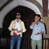 Irrfan Khan and Nishikant Kamat Promotes 'Madaari' at Wilson College!