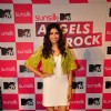 Anusha Mani at Launch of MTV's New Show 'Angels of Rock'