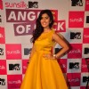 Akasa singh at Launch of MTV's New Show 'Angels of Rock'