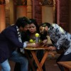 Vivek Oberoi, Riteish Deshmukh and Bharti  Promotes 'Great Grand Masti' on 'Comedy Nights Bachao'