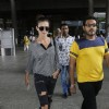Gauahar Khan spotted at airport!