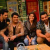 Varun, John and Jacqueline Promotes 'Dishoom' on sets of 'The Kapil Sharma Show'