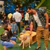 Jacqueline Fernandes and John Abraham Promotes 'Dishoom' on sets of 'The Kapil Sharma Show'